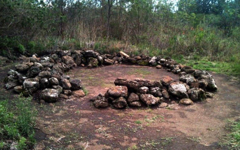 Hyrax hill prehistoric site and stadium