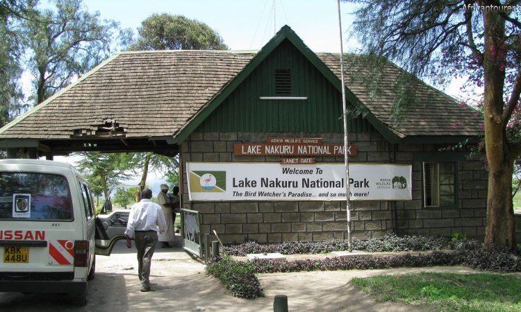 Park Entrance Fees Lake Nakuru National Park
