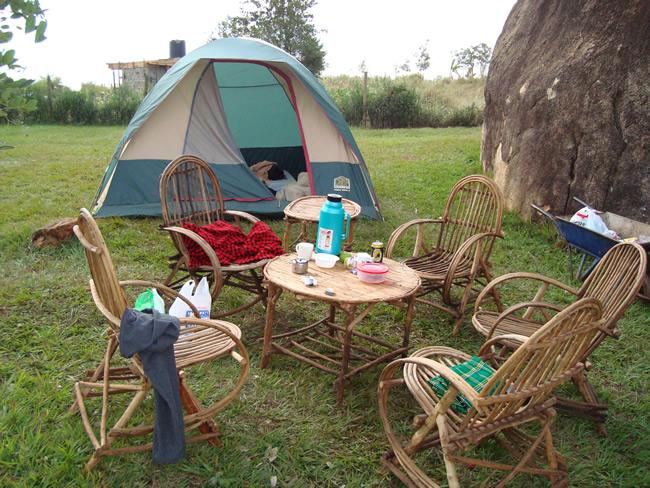 Picnicking in Lake Nakuru National Park