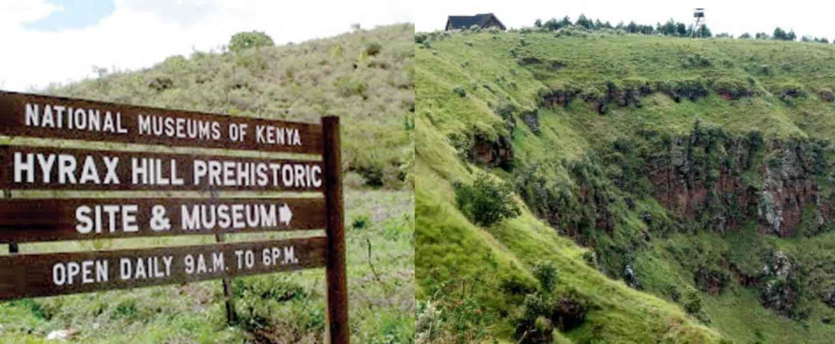 Hyrax Hill and Kariandusi - Attractions in Nakuru County
